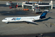 Fokker 100 (F-28-0100) (EI-DBE)