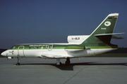 Dassault Falcon 50 (YI-ALB)