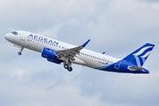 Airbus A320-271N  (SX-NEB)