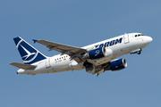 Airbus A318-111 (YR-ASD)