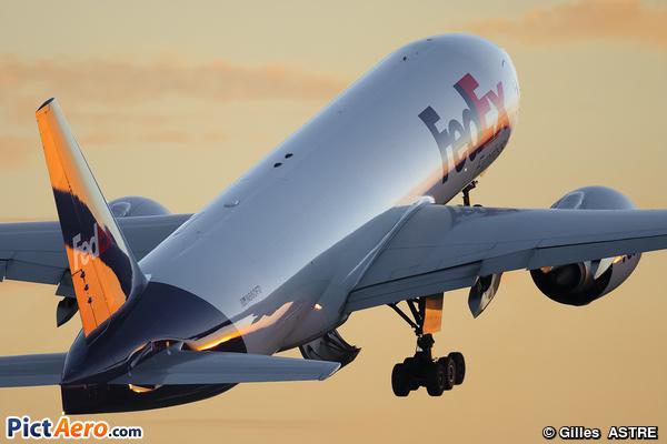 Boeing 777-FS2 (FedEx)