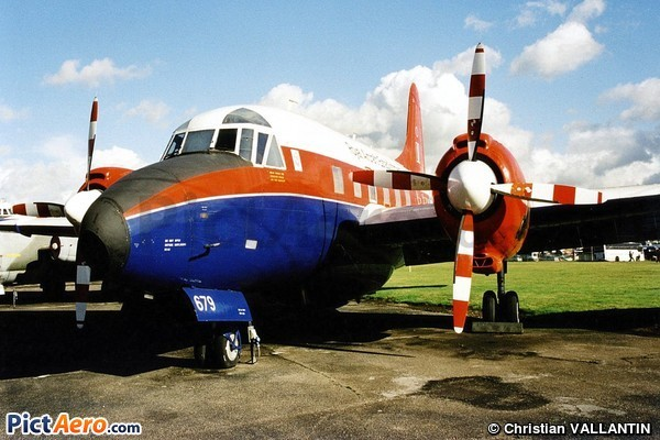 Vickers Varsity T.1 (RAF Museum Cosford)
