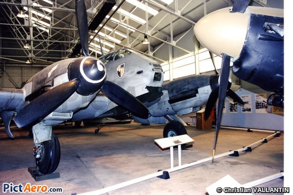 Messerschmitt Me-410A-1/U2 (RAF Museum Cosford)