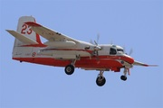 Grumman S2F-1 Tracker - Conair Turbo Firecat (F-ZBCZ)