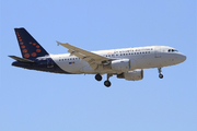 Airbus A319-112 (OO-SSK)