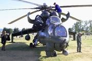 Mil Mi-24V Hind (735)