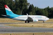 Boeing 737-7K2/WL (LX-LBT)
