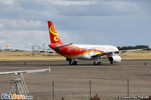 Airbus A330-343 (Hong Kong Airlines)