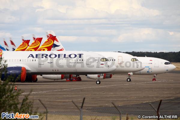 Airbus A350-941 (Aeroflot)