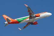 Airbus A320-214/WL  (G-EZPD)