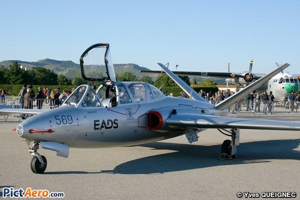 Fouga CM-170 Magister (Guerin Gilles )