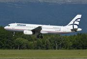 Airbus A320-232 (SX-DVH)