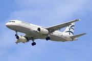 Airbus A320-232 (SX-DGK)