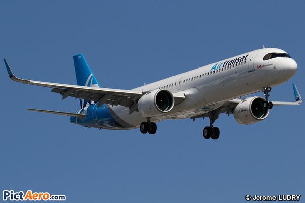 Airbus 321-271NX (Air Transat)
