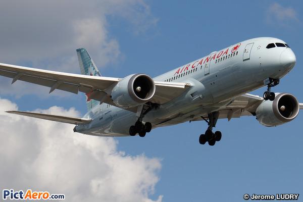 Boeing 787-8 Dreamliner (Air Canada)
