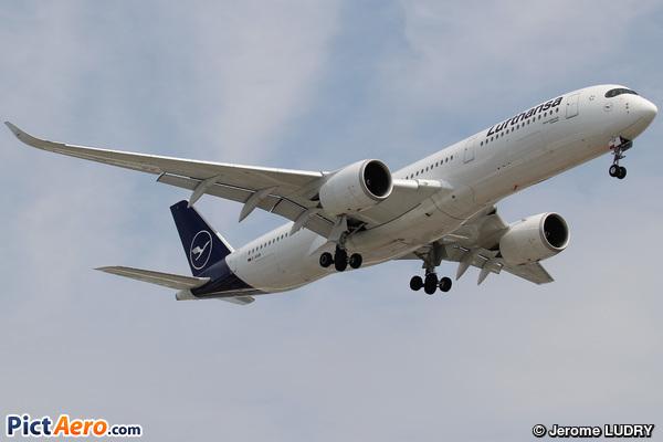 Airbus A350-941 (Lufthansa)