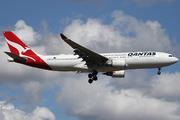 Airbus A330-202 (VH-EBE)