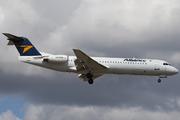 Fokker 100 (F-28-0100) (VH-FKA)