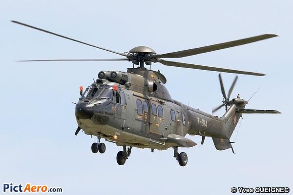Aerospatiale AS.332M-1 Super Puma (Switzerland - Air Force)