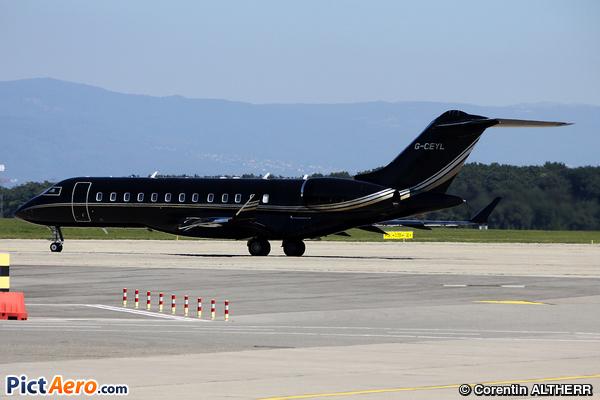 Bombardier BD-700-1A10 Global Express (Aravco ltd)