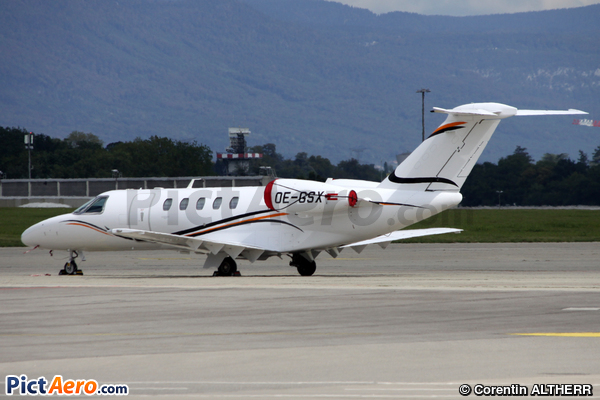 Cessna 525C CitationJet/CJ4 (Interational Jet Management GmbH)