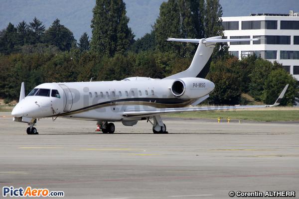 Embraer ERJ-135BJ Legacy 600 (Premier Avia)