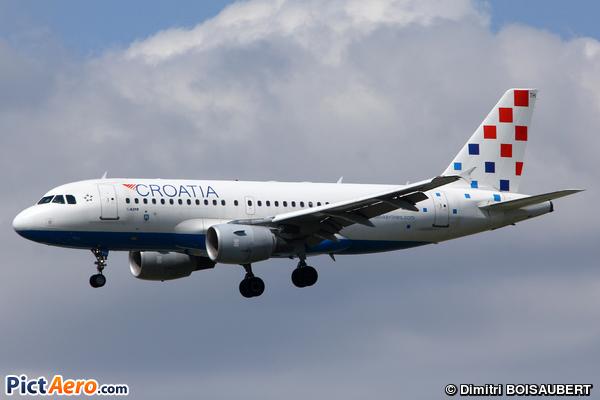 Airbus A319-112 (Croatia Airlines)