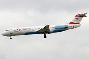 Fokker 100 (F-28-0100) (OE-LVL)