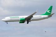 Boeing 737-82K (EZ-A017)