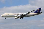 Boeing 747-87UF (HZ-A14)