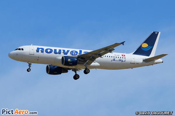 Airbus A320-214 (Nouvelair)