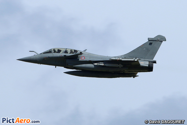Dassault Rafale B (France - Air Force)