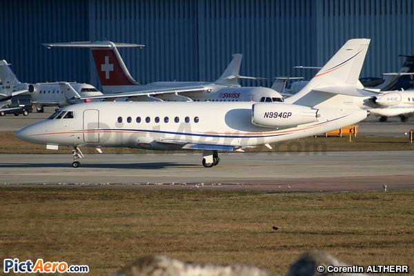 Dassault Falcon 2000EX (PIK Group)