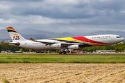 Airbus A340-313E (OO-ABA)
