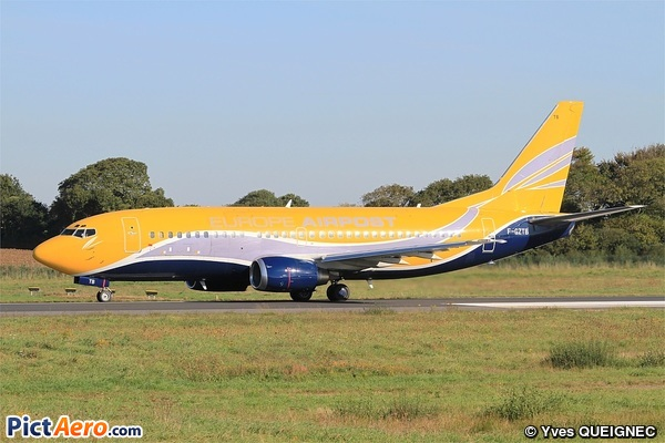 Boeing 737-33V/F (Europe Airpost)