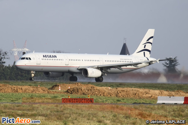 Airbus A321-231 (Aegean Airlines)