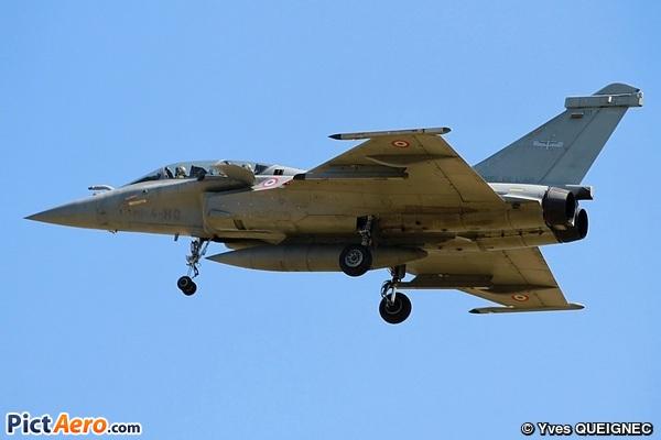 Dassault Rafale B (France - Air Force)