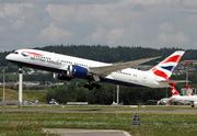 Boeing 787-8 Dreamliner (G-ZBJE)