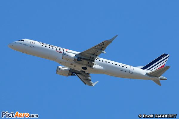 Embraer ERJ-190 STD (Air France)