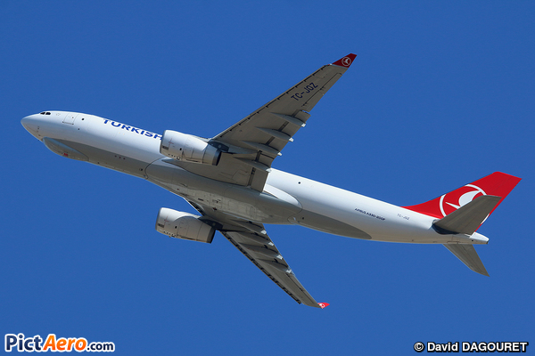 Airbus A330-243F (Turkish Airlines)