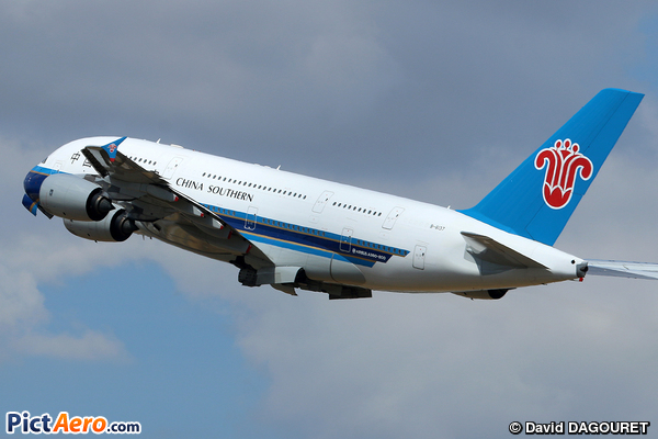 Airbus A380-841 (China Southern Airlines)
