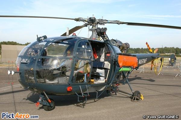 SA-319B (France - Navy)