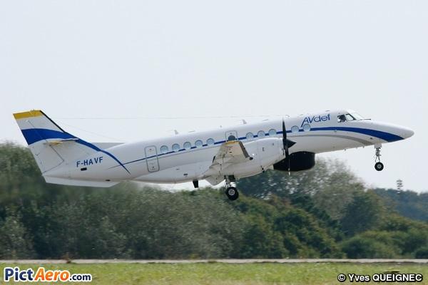 British Aerospace Jetstream 41 (Aviation Defense Service - AVDEF)