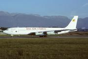 Boeing 707-379C (5X-JEF)