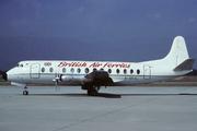 Vickers 816 Viscount (G-BFZL)