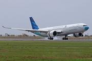 Airbus A330-941neo (PK-GHG)