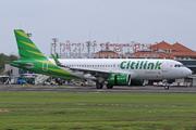 Airbus A320-251N (PK-GTK)
