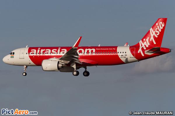 Airbus A320-251N (AirAsia India)