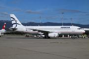 Airbus A320-232 (SX-DGR)