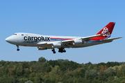 Boeing 747-4R7F/SCD (LX-VCV)